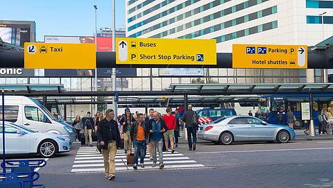 Uber mag ook op Schiphol gaan werken