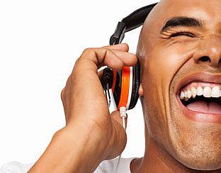 Te hard geluid op mp3-spelers en telefoons
