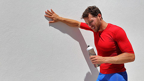 Weinig kennis over oververhitting bij sporters