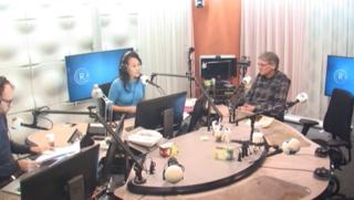 Radio-uitzending 09-12-2017