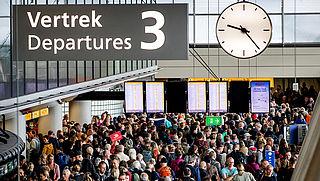 'Meer geschrapte vluchten verwacht in 2019'