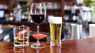 Relatie alcohol en borstkanker onderbelicht