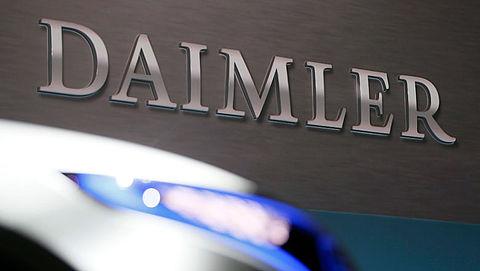'Onderzoek gestart naar dieselfraude Daimler'