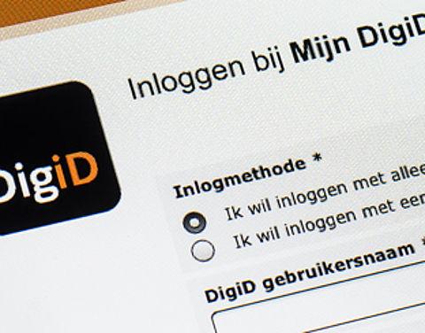 Online inloggen met ID-kaart getest}