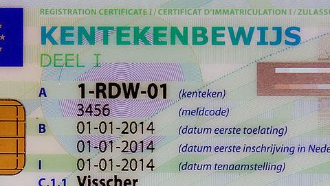 Let op: vraag autopapieren aan bij RDW en niet bij namaaksites!