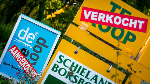 Woningtekort van ruim 5 procent in Amsterdam en Utrecht}