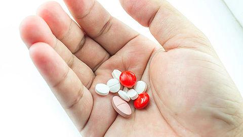 Medicijngebruik Nederlanders minder dan verwacht