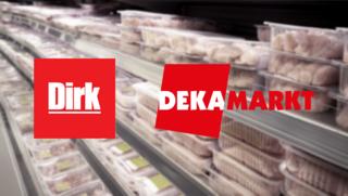 Grote terugroepactie besmette vleeswaren Dirk en DekaMarkt