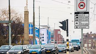 'Grote steden hebben onvoldoende plannen voor schoner vervoer'