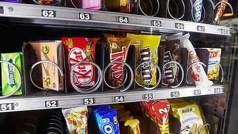 'Haal snoepautomaten uit scholen'