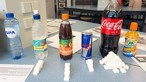 Geen suikerhoudende frisdrank meer voor scholieren
