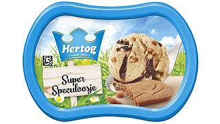 Hertog roept speculoos-ijs terug vanwege gluten en tarwe