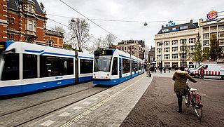 Contant betalen verdwijnt in 2018 uit Amsterdams ov