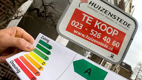 Woningverkopers krijgen een boete als energielabel ontbreekt