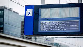 5 weekenden geen treinen tussen Amsterdam-Zuid en RAI