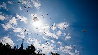 Zeist verbiedt oplaten van ballonnen