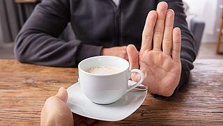 Zo stop je met (cafeïnehoudende) koffie