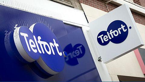 Telfort toont onjuist verbruik op site door een storing