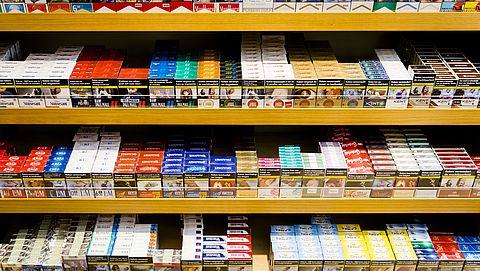 Uitstalverbod tabak niet later van kracht
