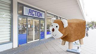 Poef beer van Action kan leiden tot verstikking bij kinderen