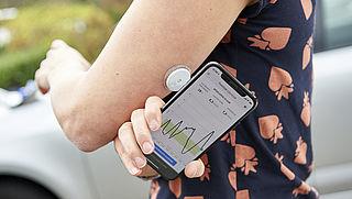 Deze huidsensor zorgt voor aanzienlijke verbetering levens diabetici