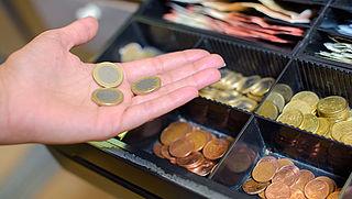 Contante betalingen blijven het meest gangbaar