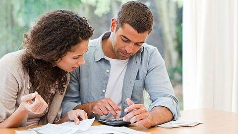 AFM waarschuwt voor lening naast hypotheek}