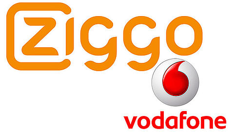 Ziggo en Vodafone in 2017 verder als VodafoneZiggo