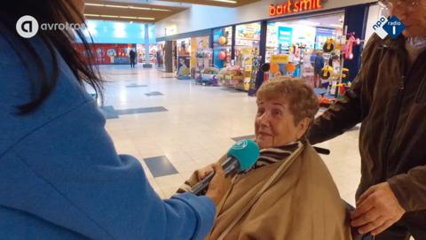 Shoppen met consumenten: elke week een bos rozen en lekkere worsten