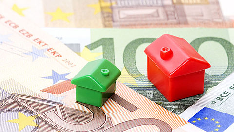 Huizenbezitters met afgeloste hypotheek straks duurder uit}