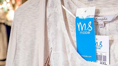 Kun je je cadeaubon inleveren bij het failliete MS Mode?