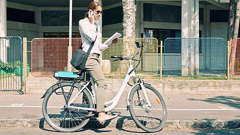 Verzekeringspremie e-bike stijgt flink}