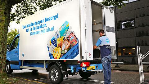 Albert Heijn voegt betaaloptie Tikkie toe bij boodschappenbezorging}