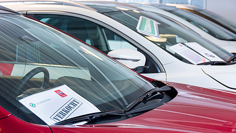 17 procent meer auto's verkocht dan vorig jaar
