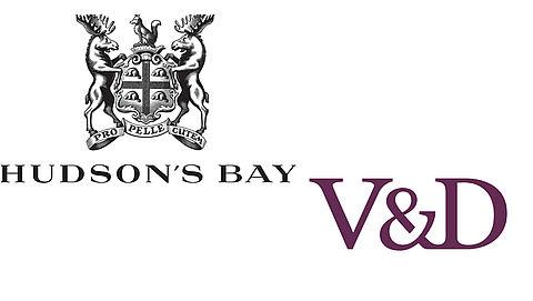 Hudson's Bay springt in leemte V&D