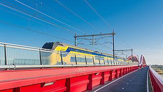 In 2017 meer treinen door beter spoor