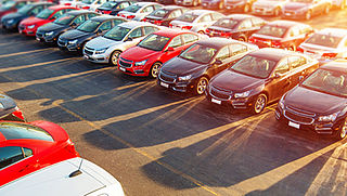 Aantal verkochte personenauto's is gedaald