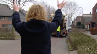 Douche: Recyclebedrijf Koenen