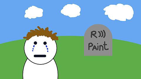 Microsoft stopt met ondersteuning traditionele Paint-variant