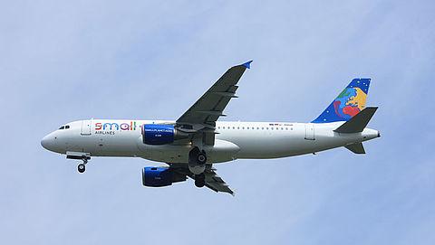 'Nederlandse toeristen hebben geen last van problemen Small Planet Airlines'