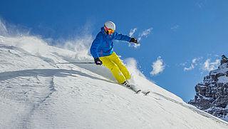 Meer wintersporters zochten hulp bij alarmcentrale