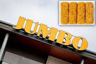 Jumbo waarschuwt voor selderij in gehaktrol