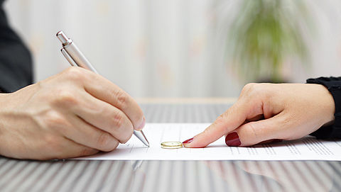 'Overheid moet helpen met pensioenafspraken bij scheiding'}