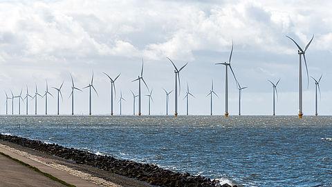 'Windmolens lekken extreem schadelijk broeikasgas'