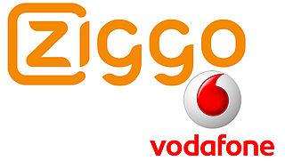 Vodafone en Ziggo gaan samen