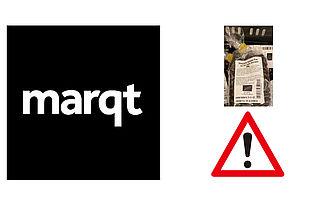 Chocoladerozijnen van Marqt teruggeroepen wegens allergie-gevaar