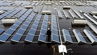 Particulieren houden zich meer bezig met handel in duurzame stroom
