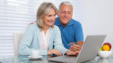 Pensioenfondsen gaan financieel vooruit}