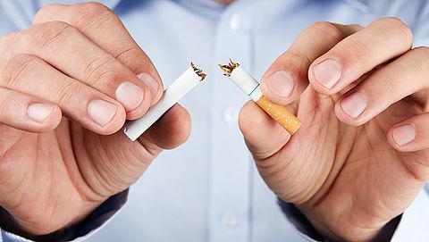 Steeds meer rokers proberen te stoppen}