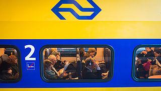 NS test het melden van overlast in de trein per sms of app